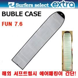 서핑보드 버블백[EXTRA] BUBBLE CASE 버블 케이스 FUN 7.6