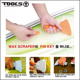 [TOOLS] FLEX SCRAPER (FIN KEY 포함)