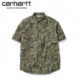 [Carhartt] 칼하트 남성 반팔 셔츠 S/S FULLER CAMO.ST