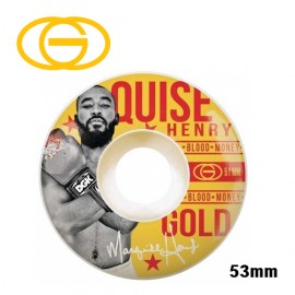 [GOLD] Fight Quise Wheels 53mm (4개=1세트)