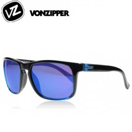 Von Zipper 본지퍼 Lomax Mindglo Blue/Black FBB (AE217-012)