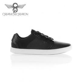 [CREATIVE RECREATION]SANTOS BLACK WHITE PERF(크리에이티브 레크레이션 산토스 로우)