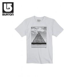 [BURTON]SMITH SLIM SS STOUT WHITE(버튼 2016 S/S 티셔츠)