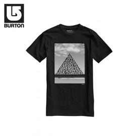 [BURTON]SMITH SLIM SS TRUE BLACK(버튼 2016 S/S 티셔츠)