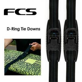 [FCS] 에프씨에스 PREMIUM TIE DOWNS STRAPS 프리미엄 타이다운 스트랩