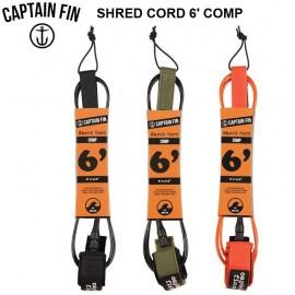 캡틴핀 서핑 리쉬 Shred Cord 6 Comp Leash