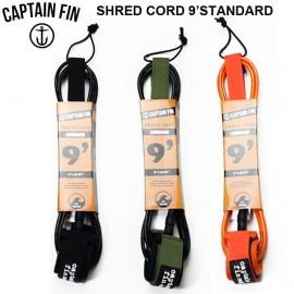 캡틴핀 서핑리쉬 Shred Cord 9 Standard Leash