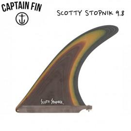캡틴핀 SCOTTY STOPNIK 9.8 서핑 롱보드 핀