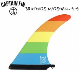 캡틴핀 BROTHERS MARSHALL RAINBOW 9.75 서핑 롱보드 핀