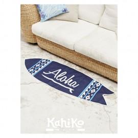서핑보드 매트 ALOHA SURF MAT DARK BLUE