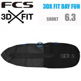 서핑보드백 3DX FIT DAY FUN SHORT 6.3