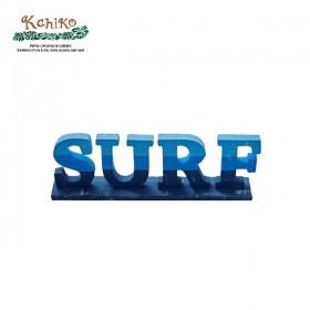 서핑 인테리어 소품 SURF 사인 스탠드