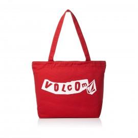 [VOLCOM] 볼컴 토트백 PISTOL TOTE BAG (RED)