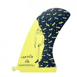 서핑 롱보드핀 캡틴핀 EVAN ROSSELL HF 10