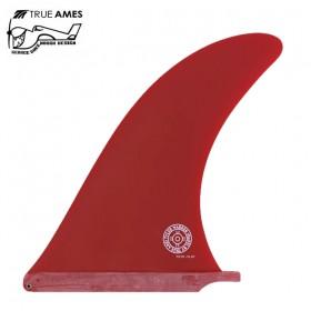 서핑롱보드핀 TRUE AMES 10.25 TYLER WARREN PIVOT - SOLID RED