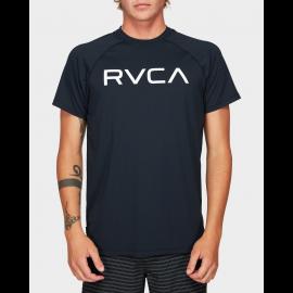 [RVCA] MICRO MESH SS TEE BLK 루카 마이크로 메쉬 티셔츠 블랙