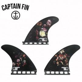 서핑보드 핀 퓨처핀 타입 M - CAPTAIN FIN - DION AGIUS FLOWERS