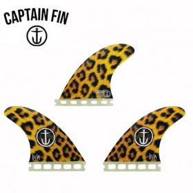 서핑보드 핀 퓨처핀 타입 S - CAPTAIN FIN - LEILA HURST CHEETAH