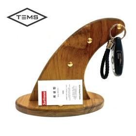 서핑보드 핀모양 다용도 스탠드 (열쇠걸이,명함거치대)