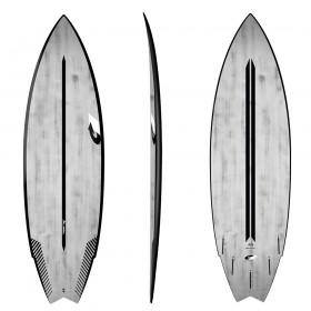 서핑 숏보드 6.2 ACT GO KART - BLK