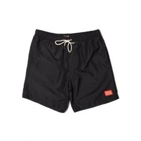 데우스 DEUS EX MACHINA 보드숏 반바지 Plains 16 Inch Boardshort 블랙 Black